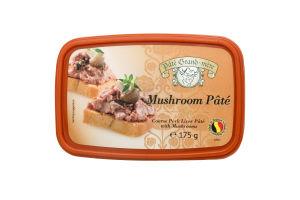 Паштет Grand-Mere Gourmande с грибами