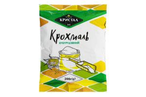 Крохмаль кукурудзяний Кристал м/у 200г