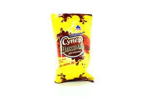 Мороженое Супер шоколад Рудь 70г