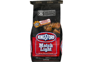 Kingsford Match Light Charcoal, 11.6 Pounds