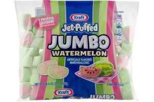 Kraft Jet-Puffed Jumbo Watermelon Marshmallows