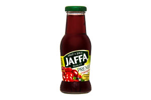 Нектар вишневый неосветленный Jaffa с/бут 0.25л
