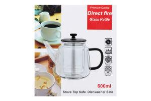Чайник заварочный со сьемным фильтром 600мл Yi-*1