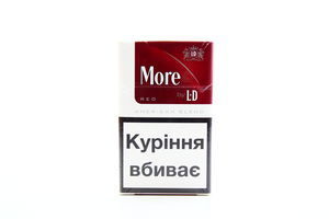 Сигареты More by LD Red 20шт