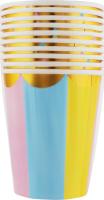 Набор стаканов одноразовых 250мл 6 шт D*-1