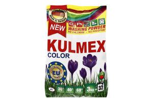 Порошок стиральный Color Kulmex 3кг
