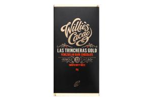 Шоколад-мини чер Willie's из регионЛасТринчерас72%