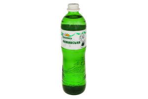 Вода мінеральна сильногазована Лужанська с/пл 0.5л