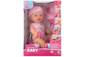 Кукла для детей от 3-х лет №7800 New born baby Simba 1шт