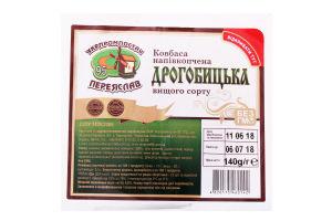 Колбаса нарезка Дрогобычская Укрпромпостач-95 п/к п/у 140г
