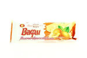 Вафлі ХБФ Молочно-абрикосові 50г