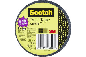 Scotch Duct Tape Batman