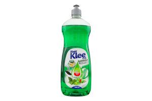 KLEE рідина д/миття посуду Minze ALOE 1000 мл