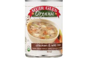 Muir Glen Organic Soup Chicken & Wild Rice