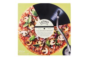 Піца заморожена з шинкою та печерицями Latino Capricciosa Vici к/у 350г