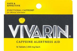 Vivarin Caffeine Alertness Aid Tablets - 16 CT