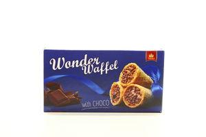 Вафлі Wonder Waffel Шоколад 75г х20