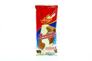 Мороженое Ажур сливочно-шоколадное эскимо 75г