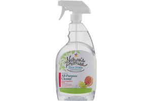 Nature's Promise All-Purpose Cleaner Lime Grapefruit