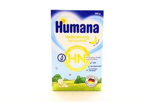 Смесь молочная HN Heilnahrung mit Prebiotik Humana к/у 300г