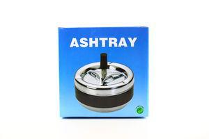 Попільниця Ashtray металева №813ВС