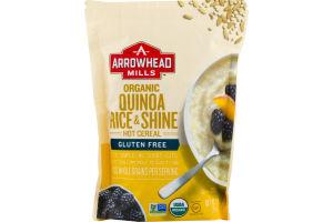 Arrowhead Mills Organic Quinoa Rice & Shine Hot Cereal