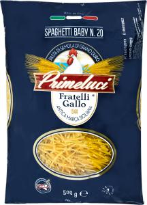 Изделия макаронные Primeluci Spag babyСпагет детс^