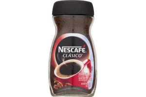 Nescafe Clasico Instant Coffee Dark Roast