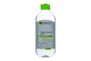 Вода мицеллярная для комбинированной чувствительной кожи Garnier 400мл