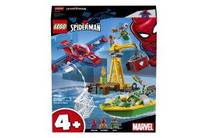 Конструктор Людина-Павук: Доктор Восьминіг викрадає діаманти76134