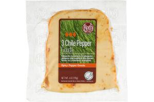 Roth 3 Chili Pepper Gouda