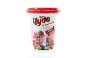 Десерт творожный Чудо ягодный щербет 3,6% стак 340г