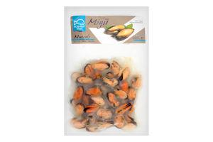 М'ясо мідій глазуроване Водный мир в/м в/у 400г