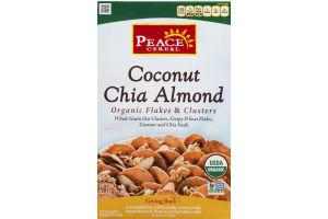 Peace Cereal Coconut Chia Almond