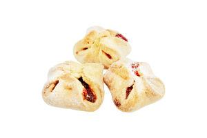Печиво здобне з повидлом Конвертик Бом-Бік кг