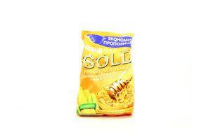 Завтрак сухой с медом и арахисом Nestle Gold 500г