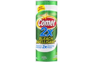 (CN) Comet 2X Javellisant Nettoyant, Comet 2X Bleach Cleanser