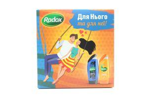 Набір подарунковий Radox Для нього та для неї 2пр. х6