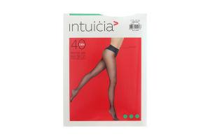 Колготки жіночі Intuicia Bikini LW 40den 3 black