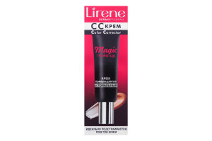 СС-крем Magic make-up Lirene 30мл