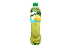 Напій безалкогольний негазований Зелений чай зі смаком манго і ромашки Fuzetea п/пл 1л