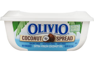 Olivio Coconut Spread Extra Virgin Coconut Oil
