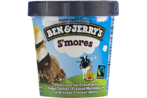Ben & Jerry's S'mores