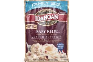 Idahoan Mashed Potatoes Baby Reds Family Size