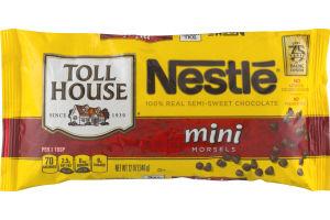 Nestle Toll House Semi-Sweet Chocolate Mini Morsels
