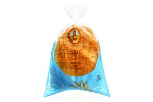Хліб половинка в нарізці подовий з пшеничного борошна Пані Паляниця м/у 0.3кг