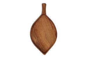 Дошка сервірувальна для подачі хачапурі Z.Wood 1шт