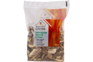 Smart Living Mesquite Wood Chips