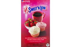 Sweet'N Low Zero Calorie Sweetener