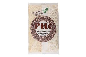 Рис длиннозернистый шлифованный Саркара продукт м/у 1000г